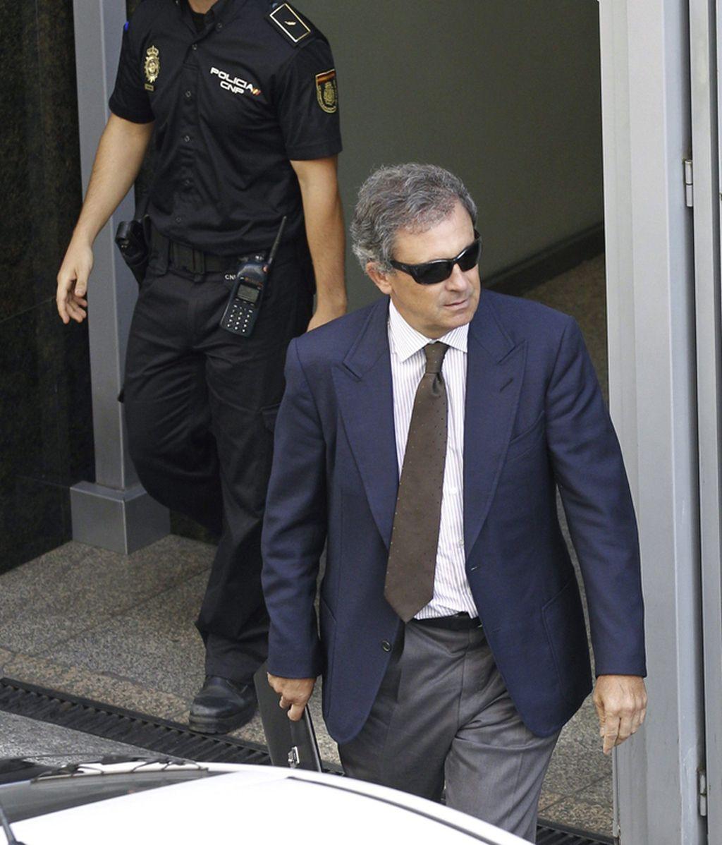 Finaliza el interrogatorio al promogénito de Jordi Pujol