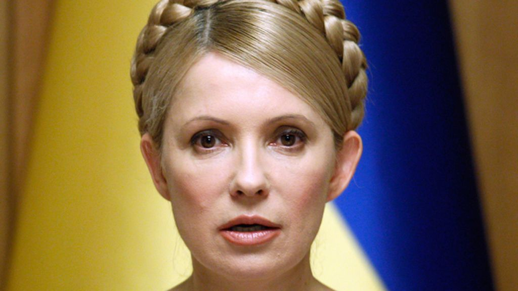 El Parlamento aprueba la liberación de la opositora Yulia Timoshenko sin aprobación de Yanukovich