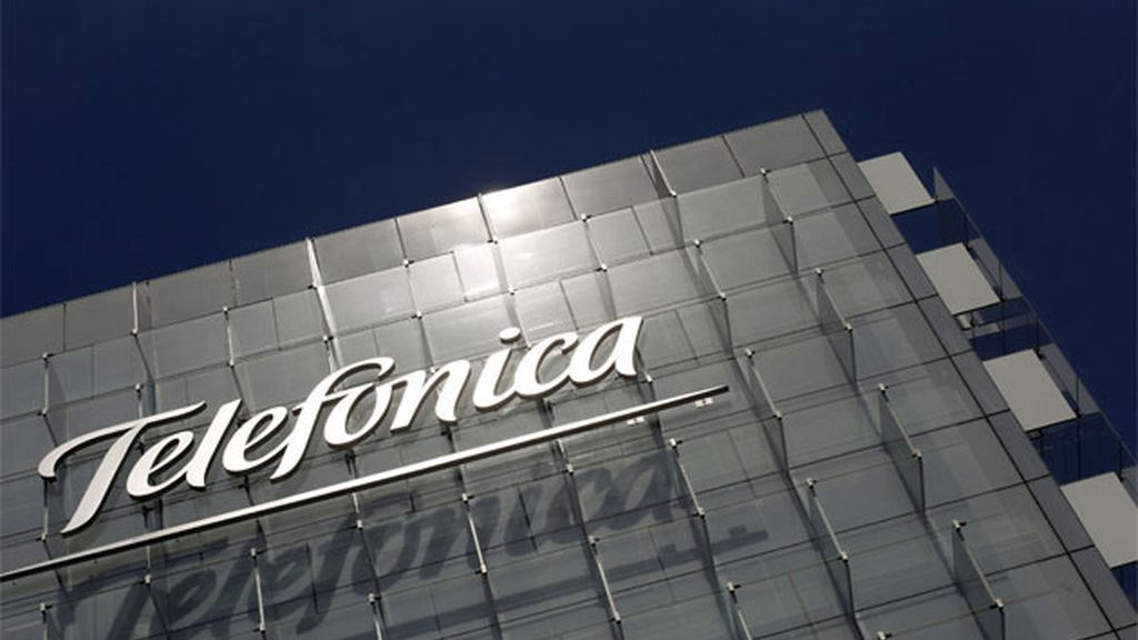 La CNMV suspende la cotización en Bolsa de Telefónica