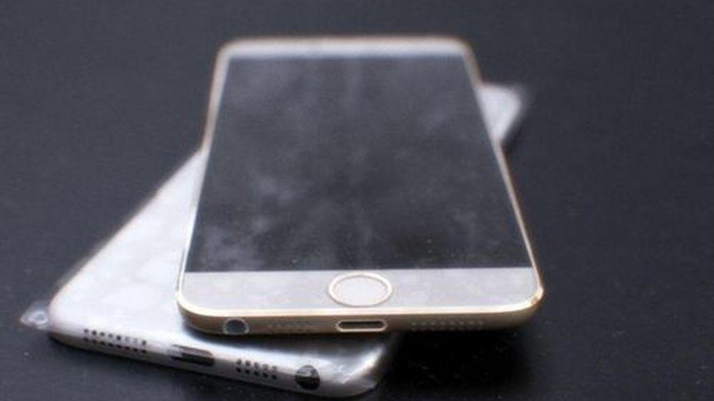 Filtradas,imágenes iPhone 6