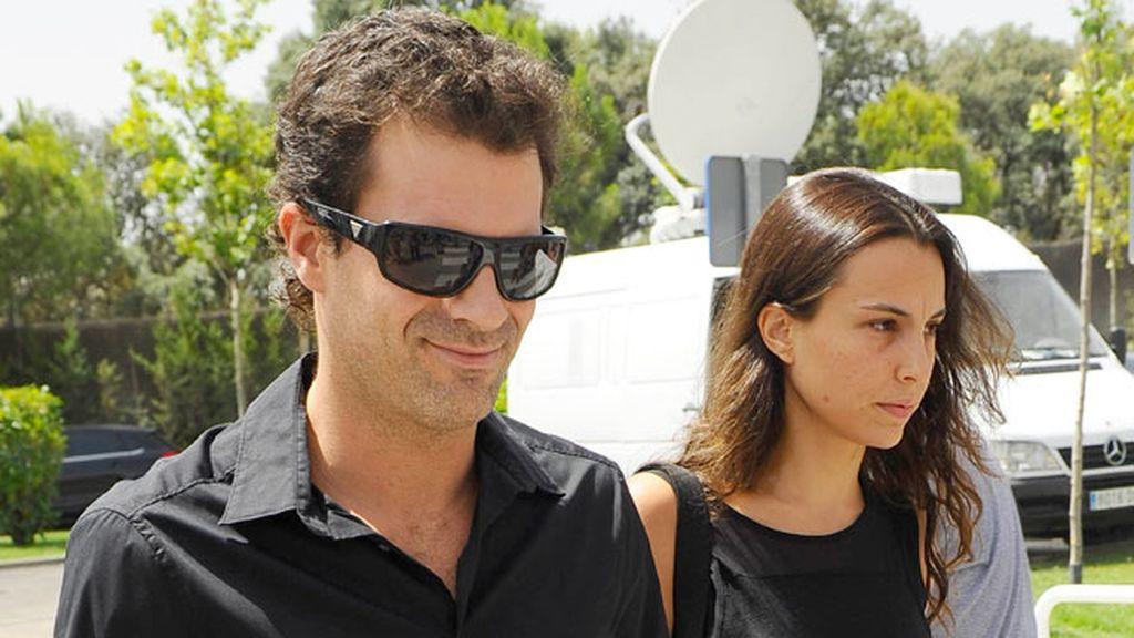 Rodolfo Sancho y Xenia Tostado