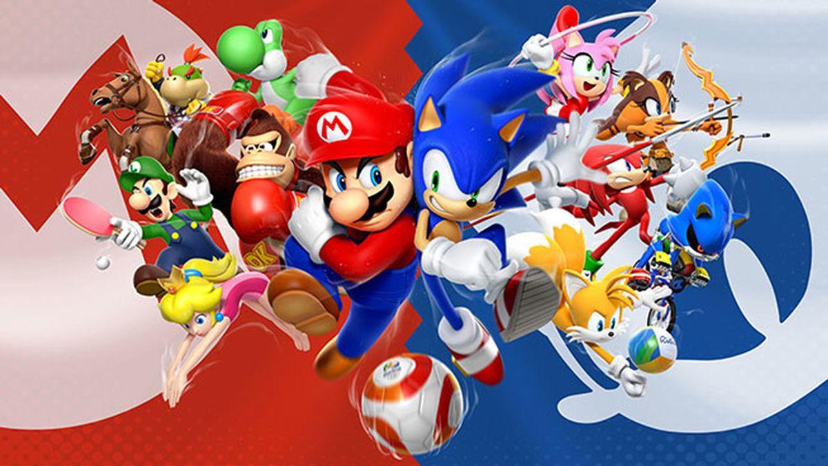 Mario & Sonic en los Juegos Olímpicos: Rio 2016