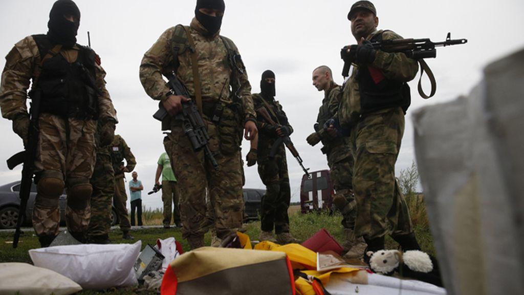 Ucrania pide a la ONU que designe como grupo terrorista a las repúblicas separatistas