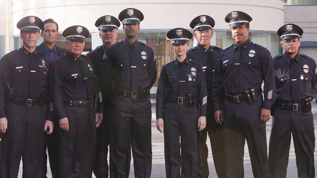 Qué bien les queda el uniforme