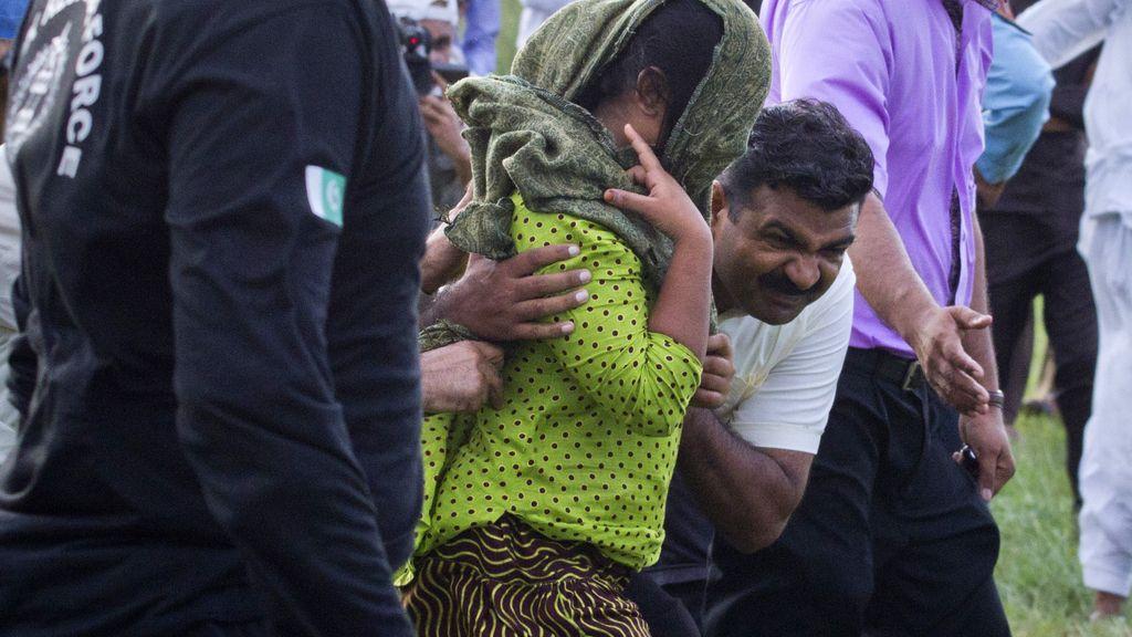 Rimsha Masih, la niña paquistaní acusada de blasfemia. Foto: Reuters