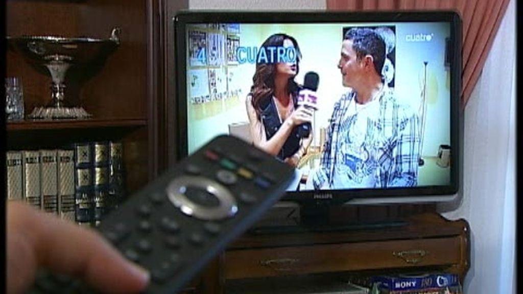 Lucha por la tele