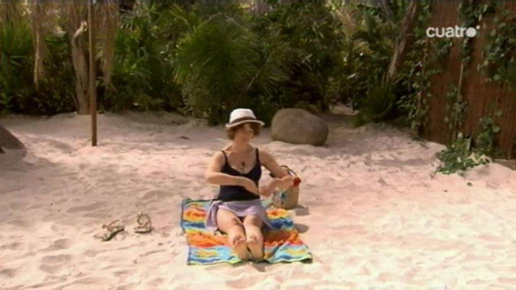 Día de playa (jueves 5 de agosto de 2010)