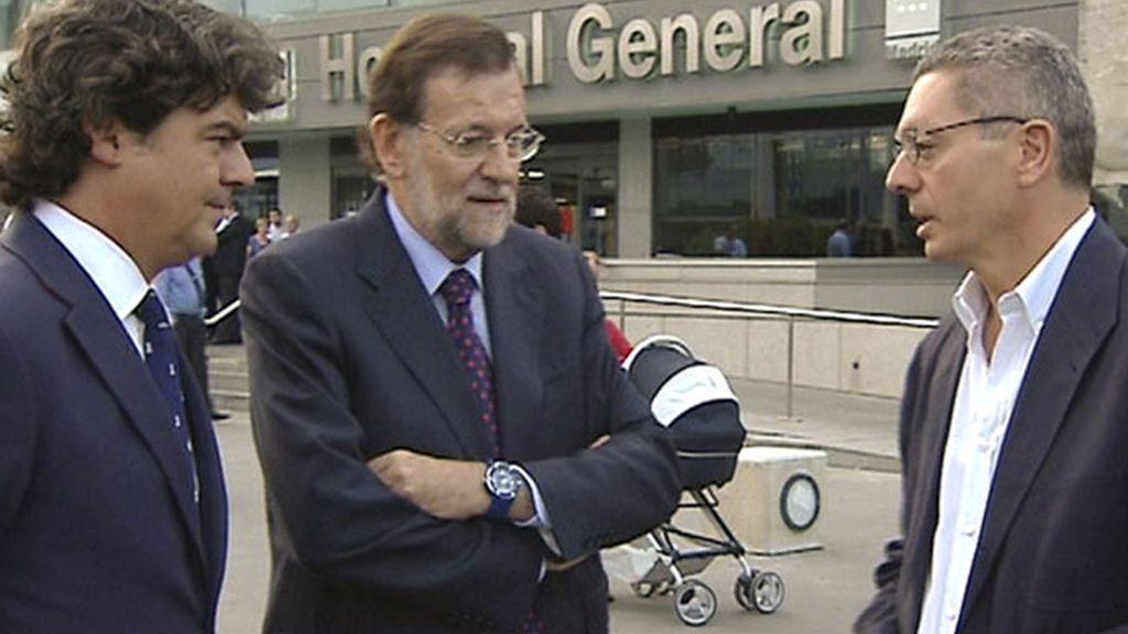 Manuel Cobo permanece grave en la Unidad de Medicina Intensiva