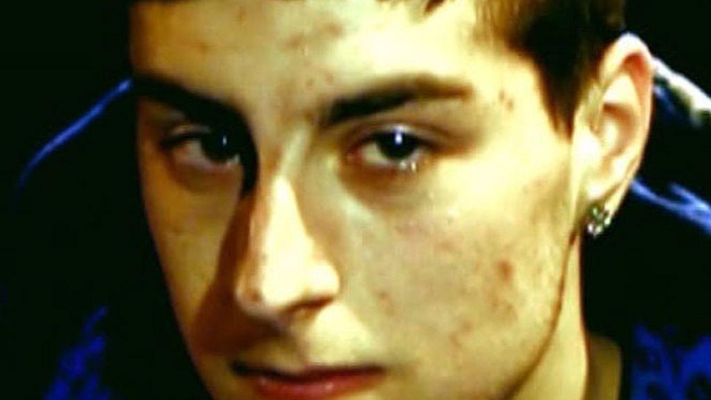 Cristian: 19 años, siempre metido en líos
