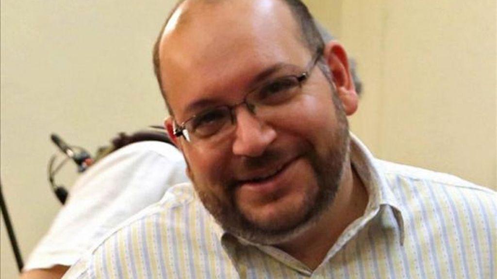 Irán excarcela al periodista iraní-estadounidense Jason Rezaian