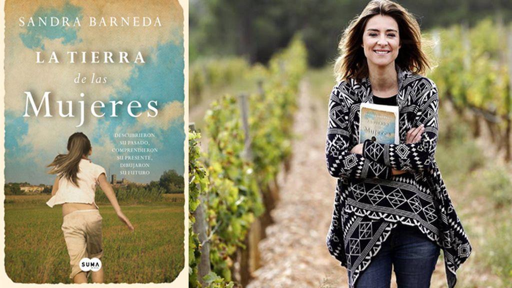 La tierra de las mujeres la última novela de Sandra Barneda
