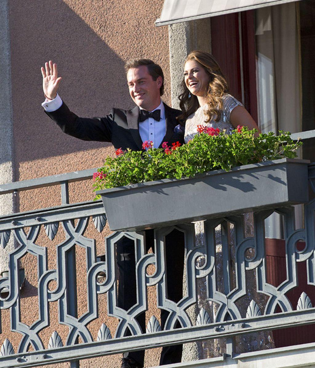 Magdalena de Suecia y Chris O´Neill se preparan para su boda