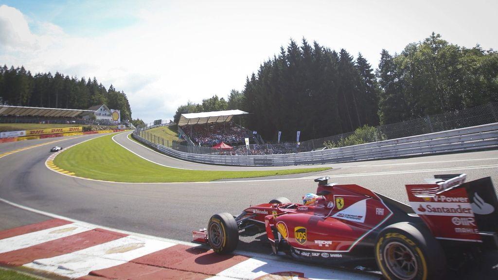"""Alonso: """"Si arranca el coche habríamos hecho podio con bastante facilidad"""""""