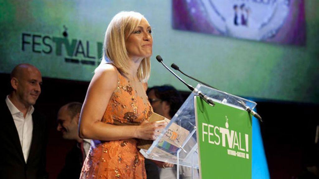 '¿Quién quiere casarse con mi hijo?' recibe el premio Descubrimiento en el Festival de Vitoria