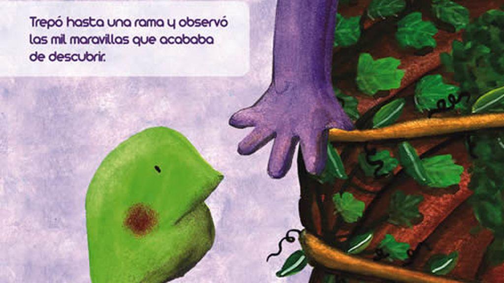 Cuento Hugo. Página 5