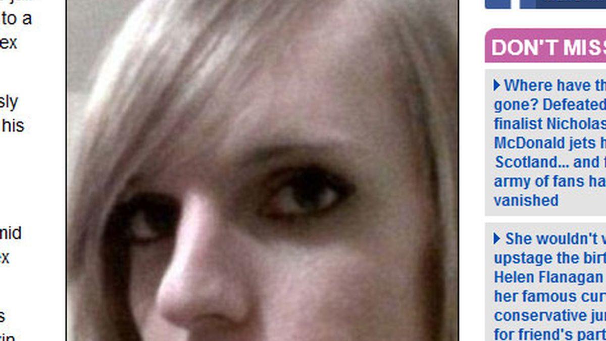 asesino,transexual,cárcel de mujeres,Reino Unido,traslado,Paris Green
