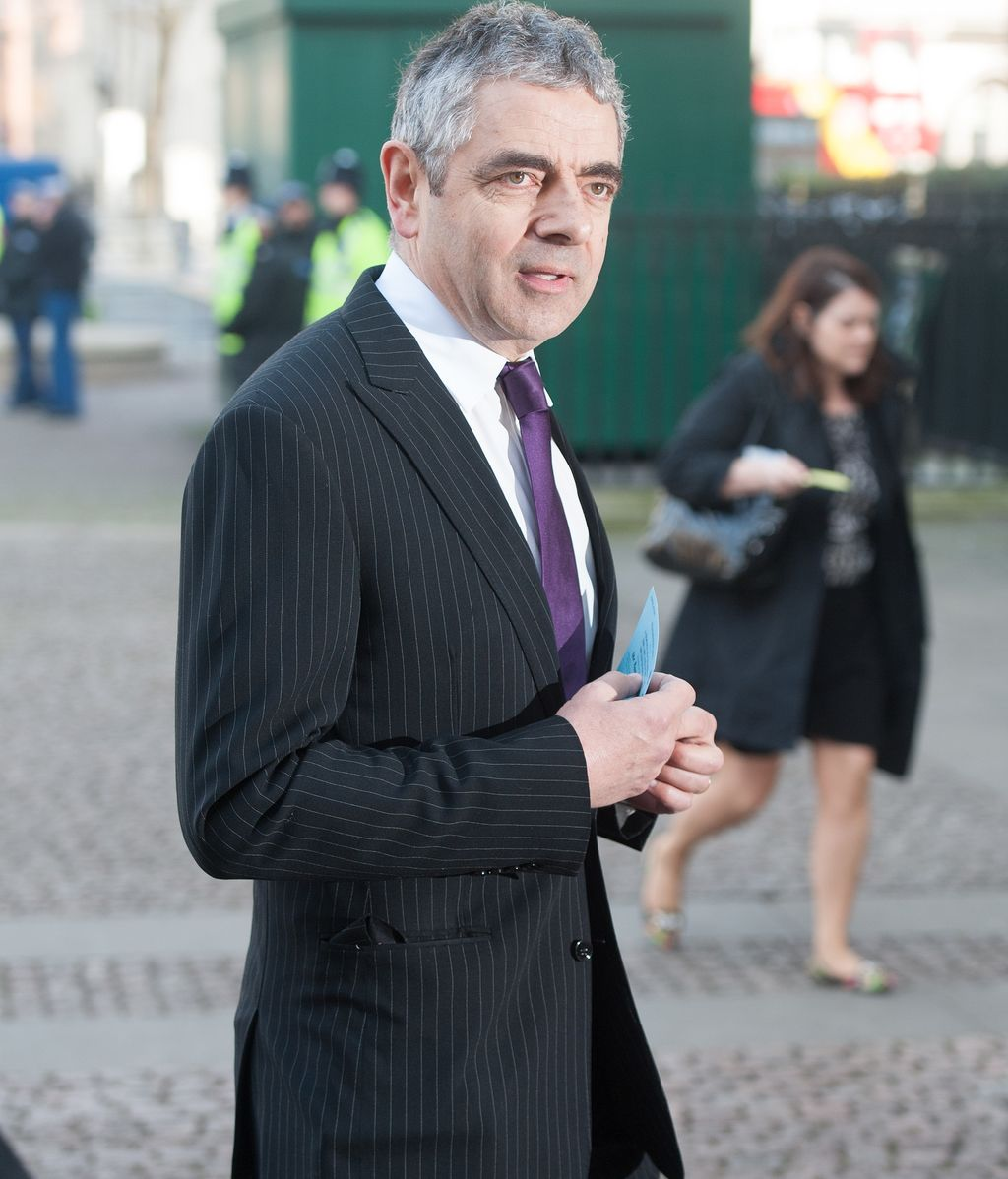 Mr. Bean deja a su esposa por una cómica 28 años menor
