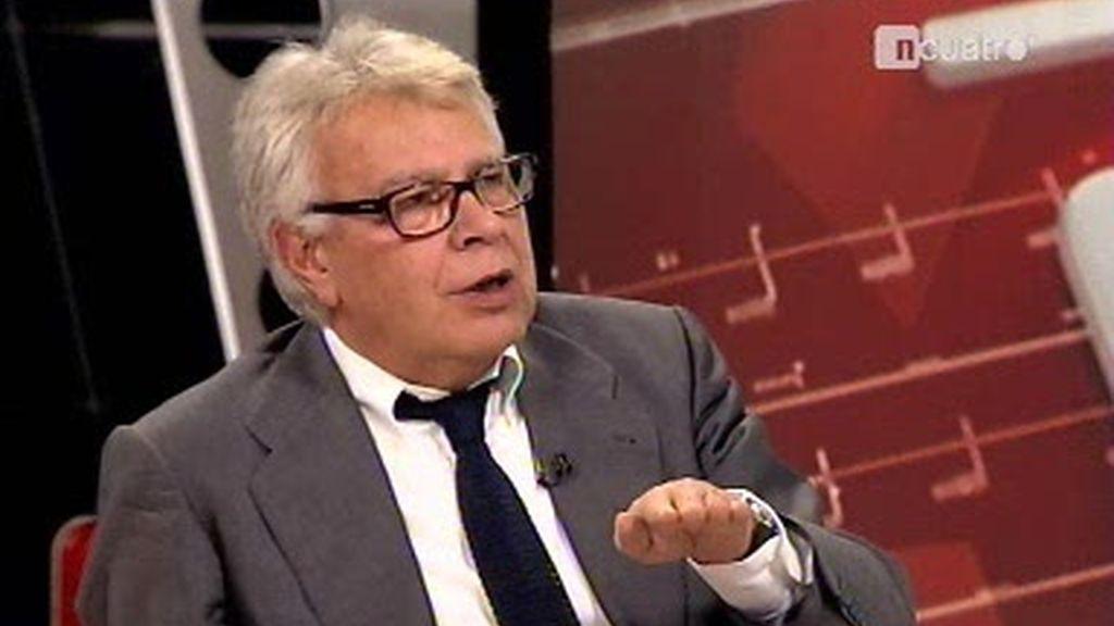 Iñaki Gabilondo entrevista al ex presidente del Gobierno, Felipe González (4 de 4)