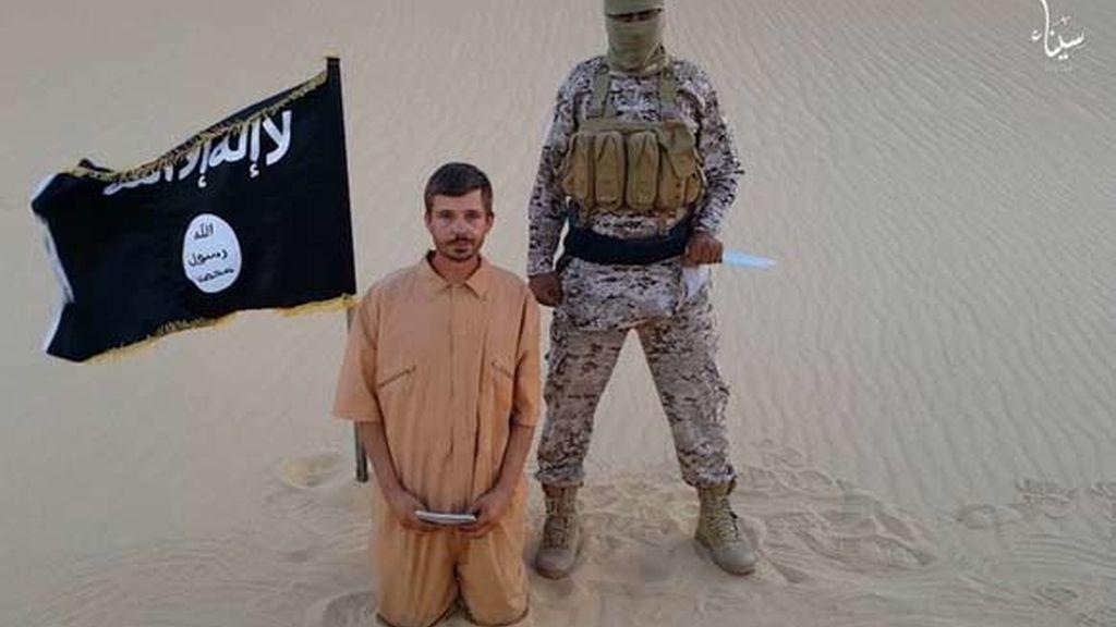La filial de Estado Islámico en Egipto decapita al rehén croata Tomislav Salopek