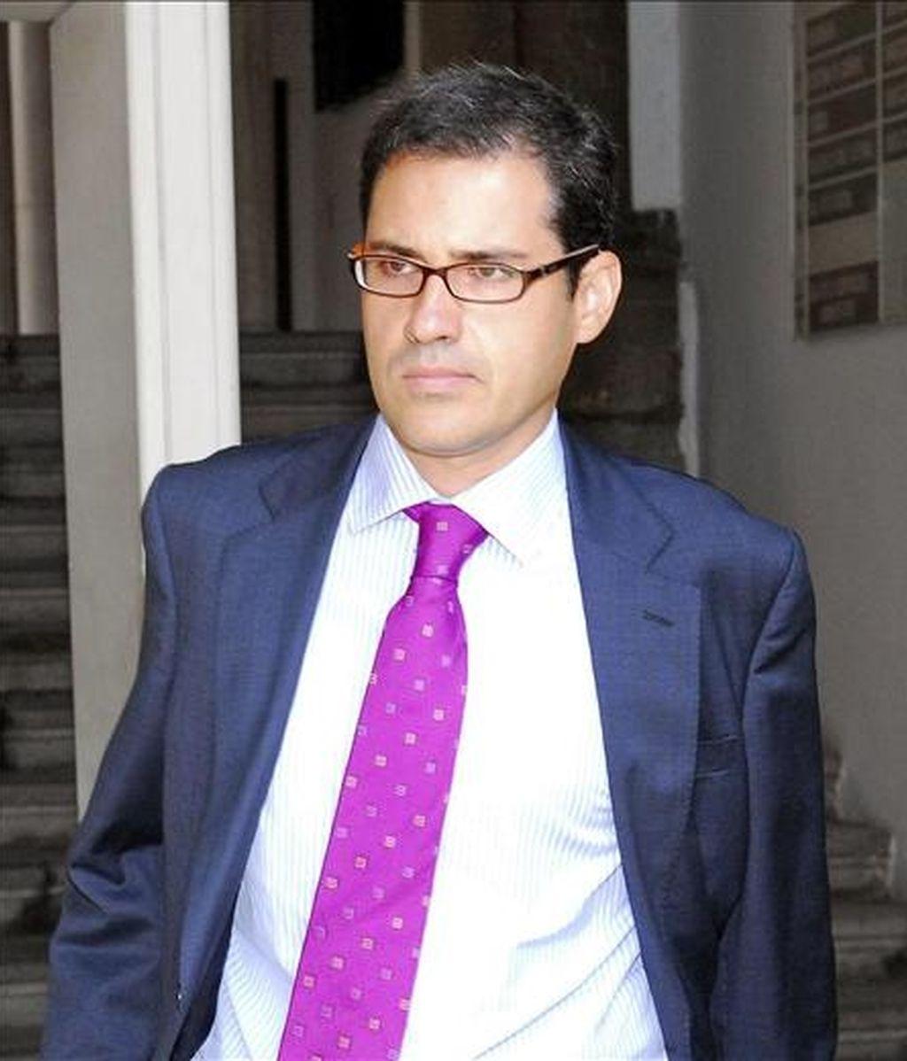 El magistrado Miguel Ángel Torres. EFE/Archivo