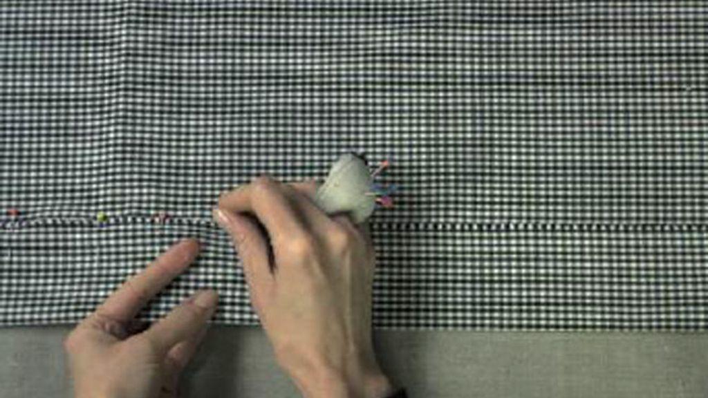 Tricotosas mandil costurero