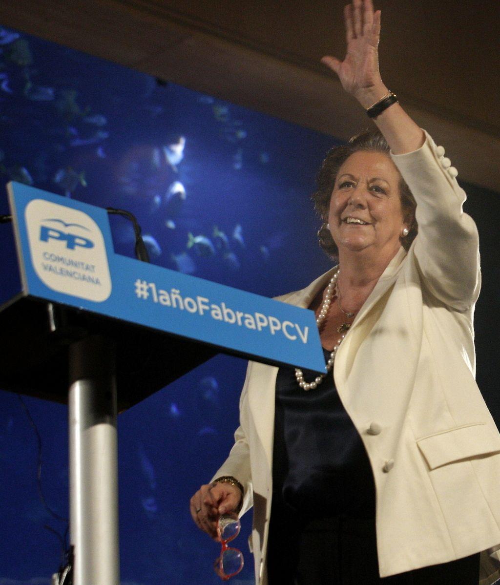 Barberá se presentará a la reelección como alcaldesa en 2015