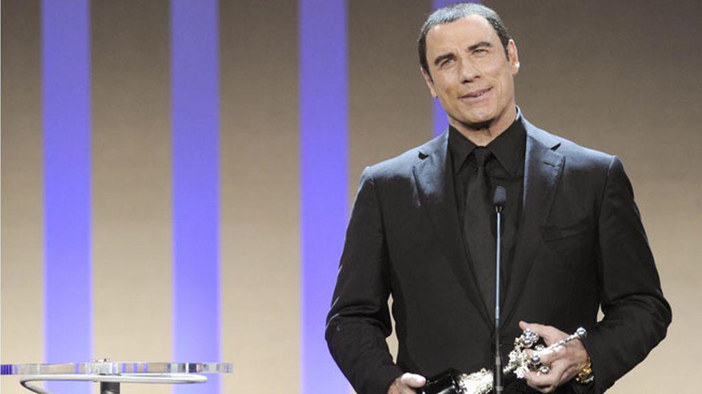 El ganador del Globo de Oro es protagonista en la última de Stone