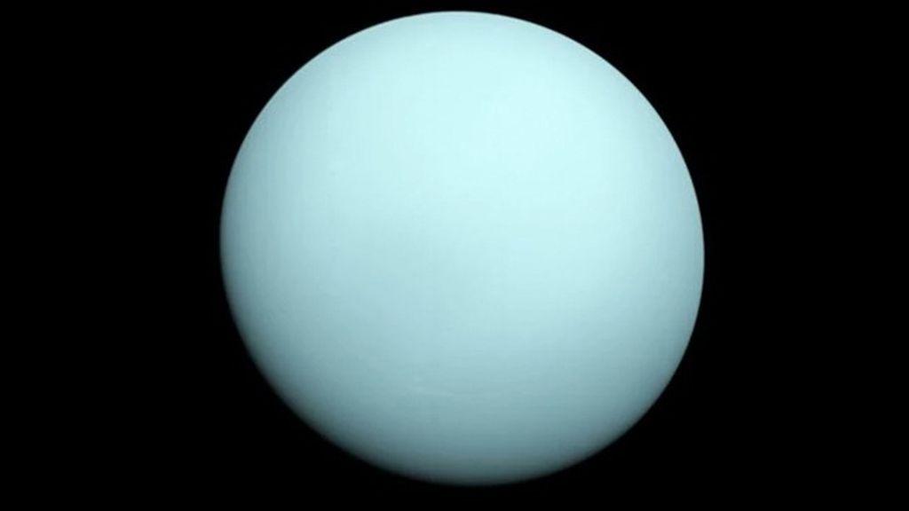 El planeta Urano