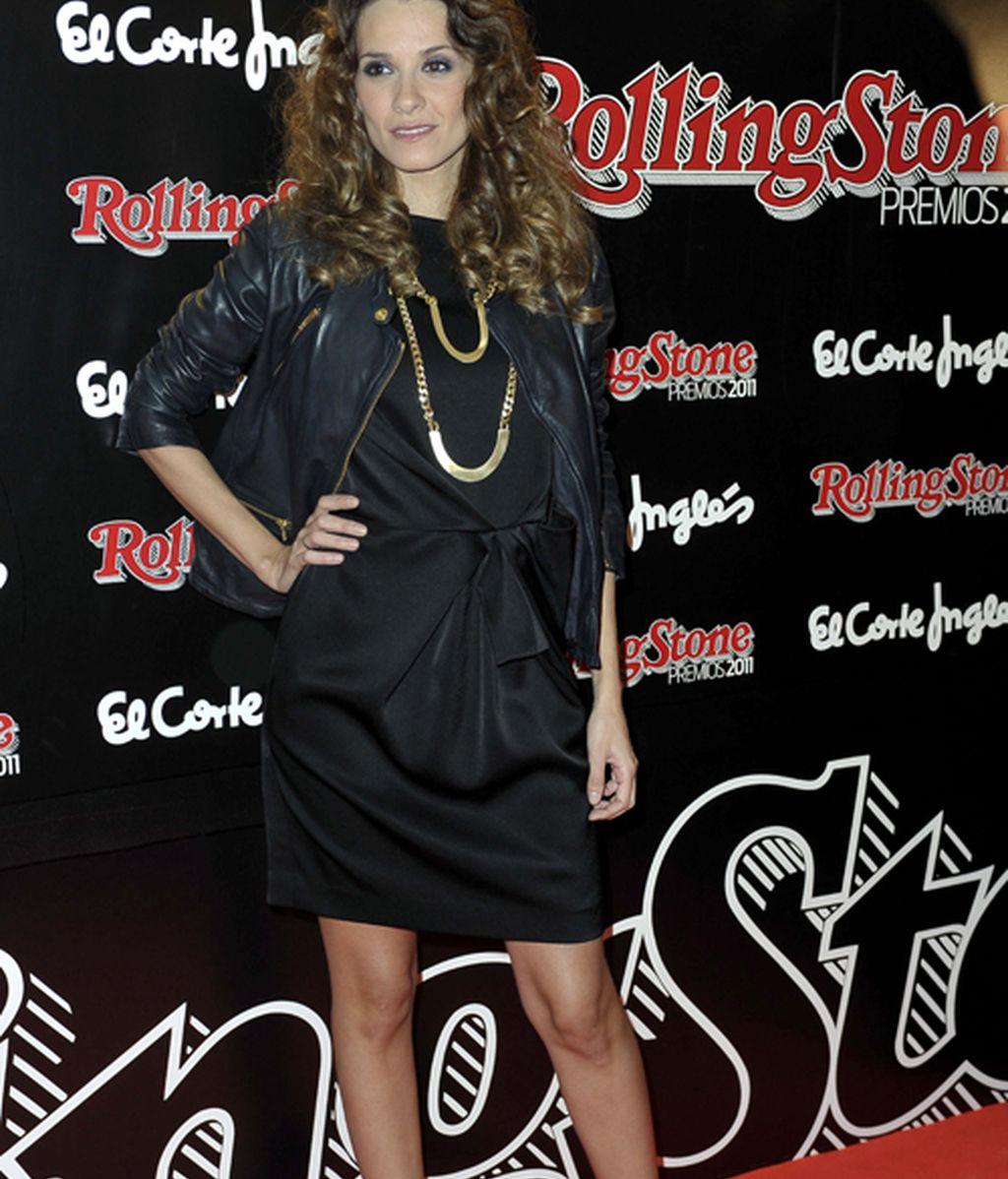Los looks rockeros más Divinity de la gala de la 'Rolling'