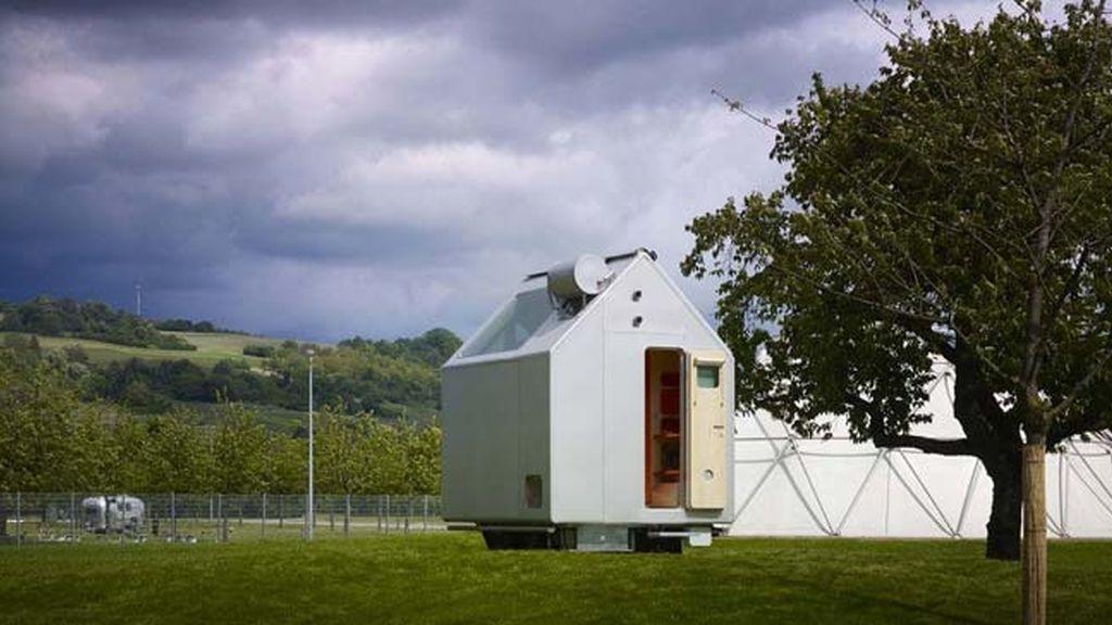 Increíbles micro casas