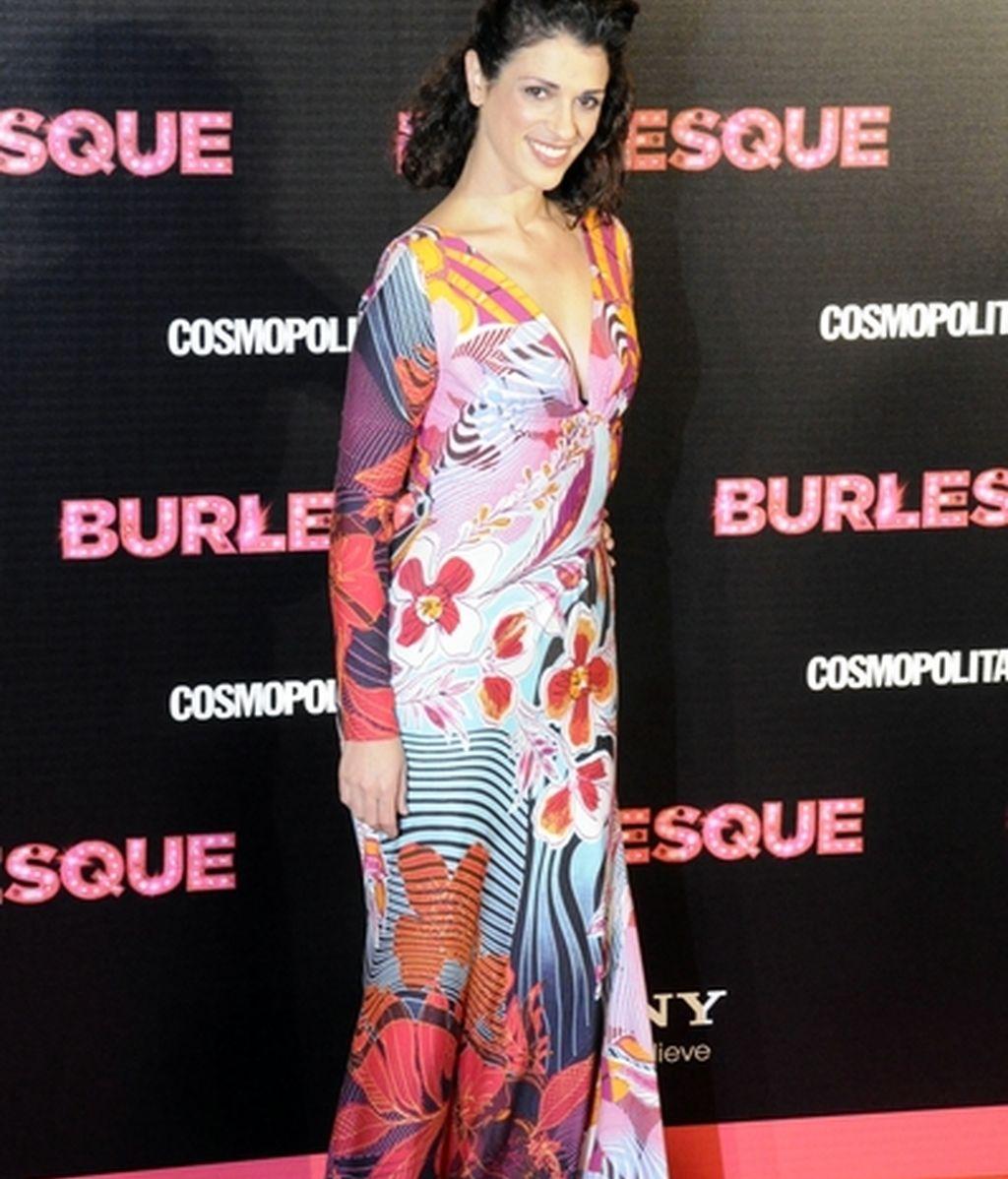 Cher y Christina Aguilera presentan juntas 'Burlesque'