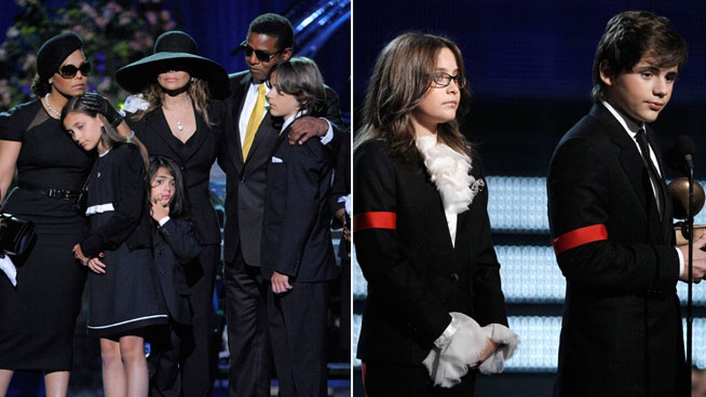 Atrás quedaron aquellos niños que lloraban en el funeral de su padre