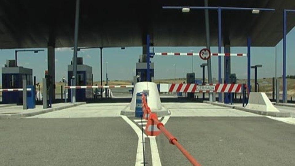 La crisis se ceba con las autopistas de peaje de Madrid