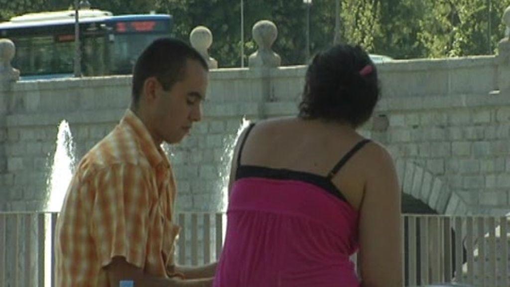 Continúa el calor en España