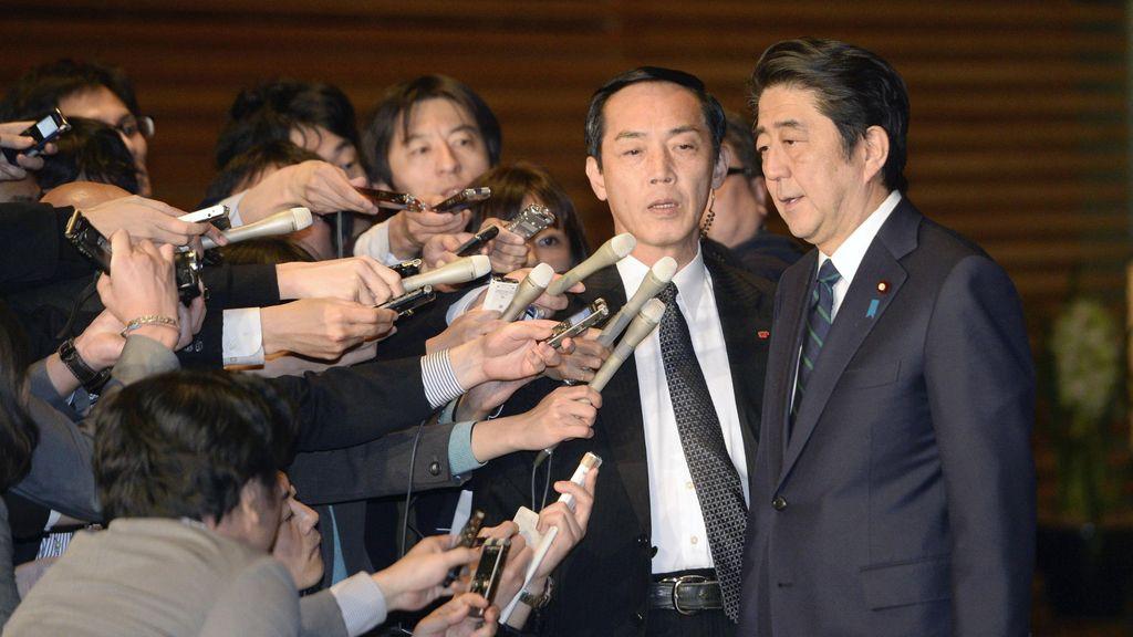 Abe condena la aparente ejecución de uno de los rehenes japoneses del Estado Islámico