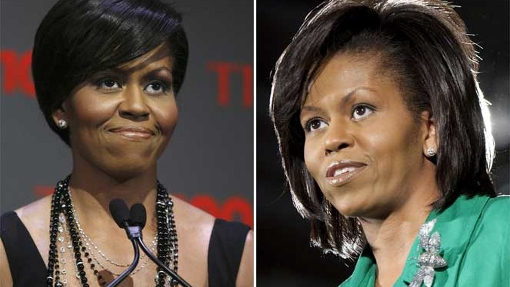 Michelle cambia de imagen