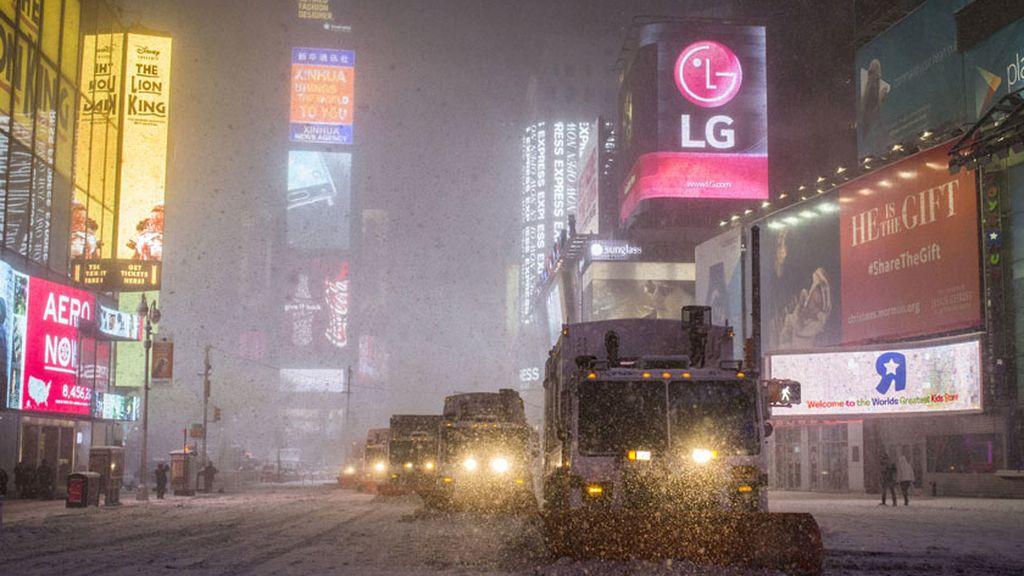 Alerta por nevadas de hasta un metro