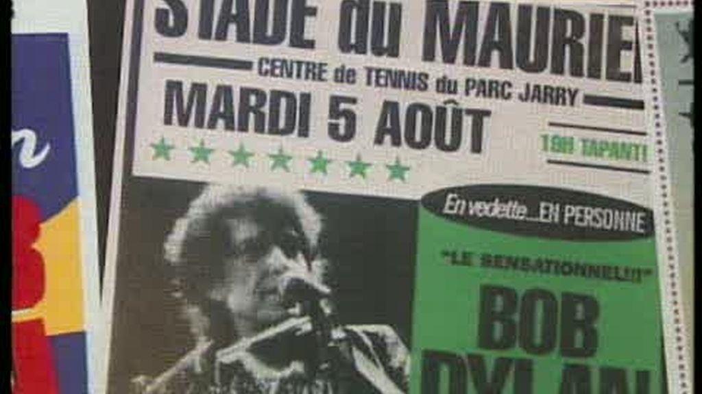 Estudiando a Bob Dylan