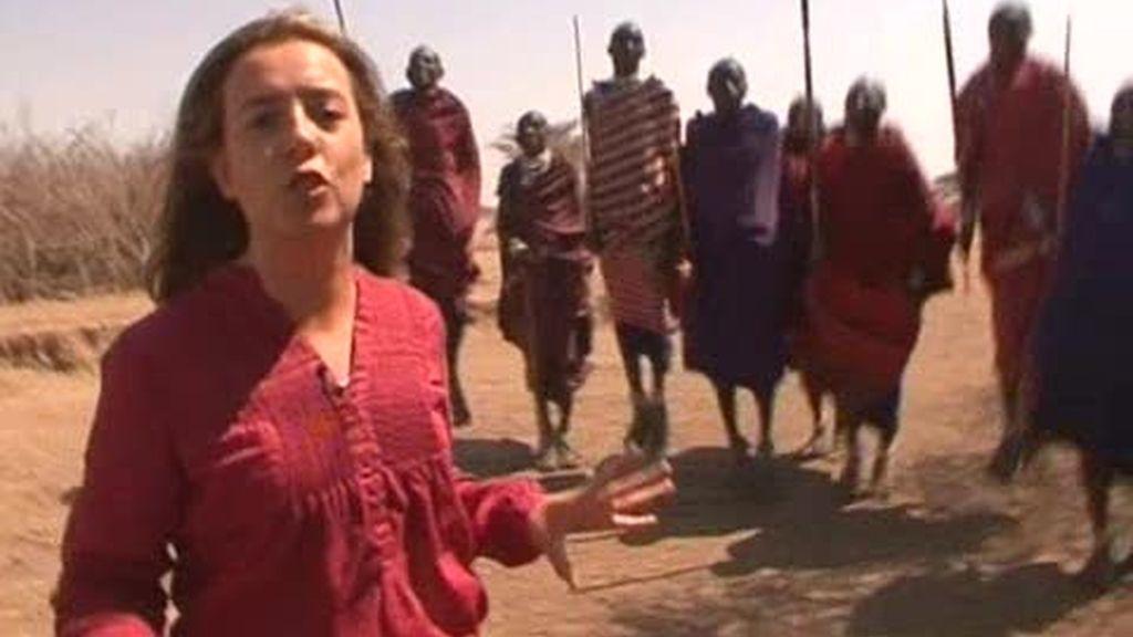 Avance. Callejeros Viajeros: Tanzania