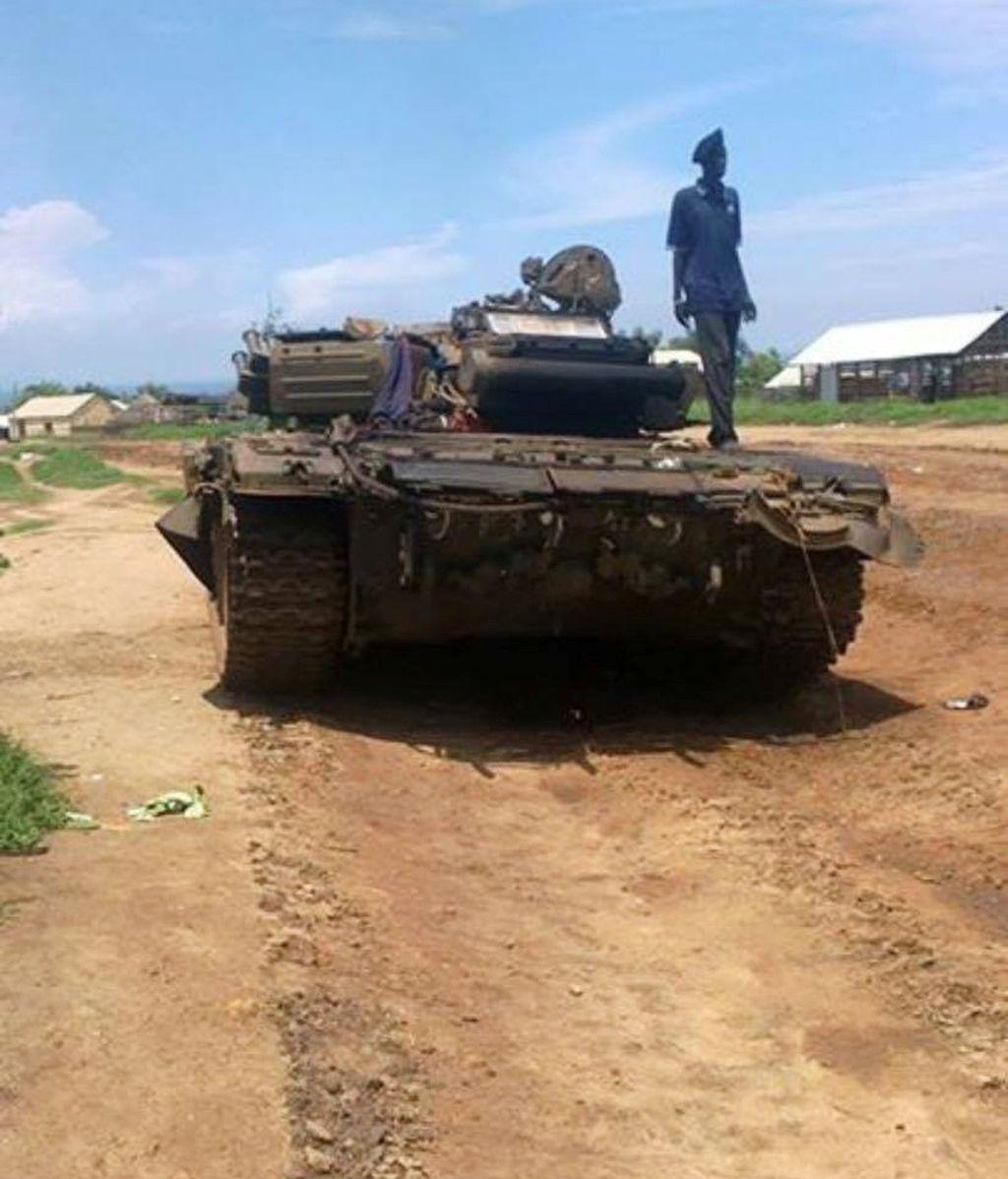 Los enfrentamientos en Sudán del Sur dejan 270 muertos en la capital