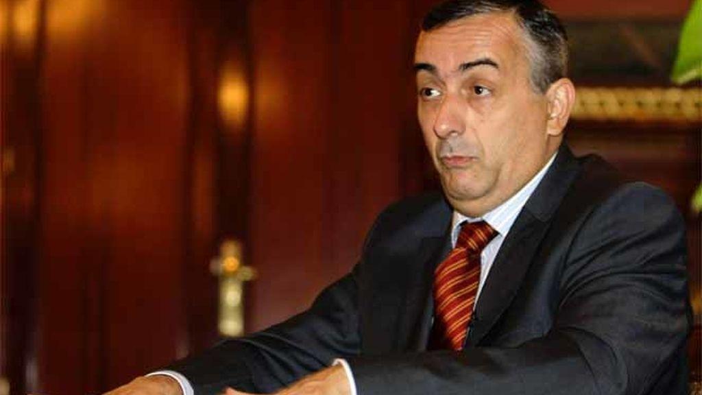 Carlos Ocaña, secretario de Estado de Hacienda