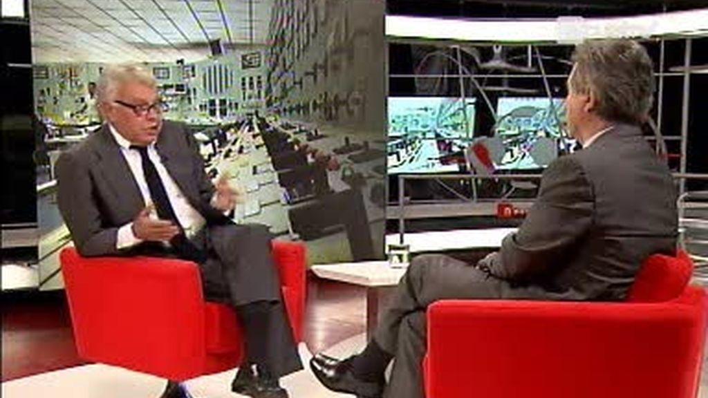 Iñaki Gabilondo entrevista al ex presidente del Gobierno, Felipe González (3 de 4)