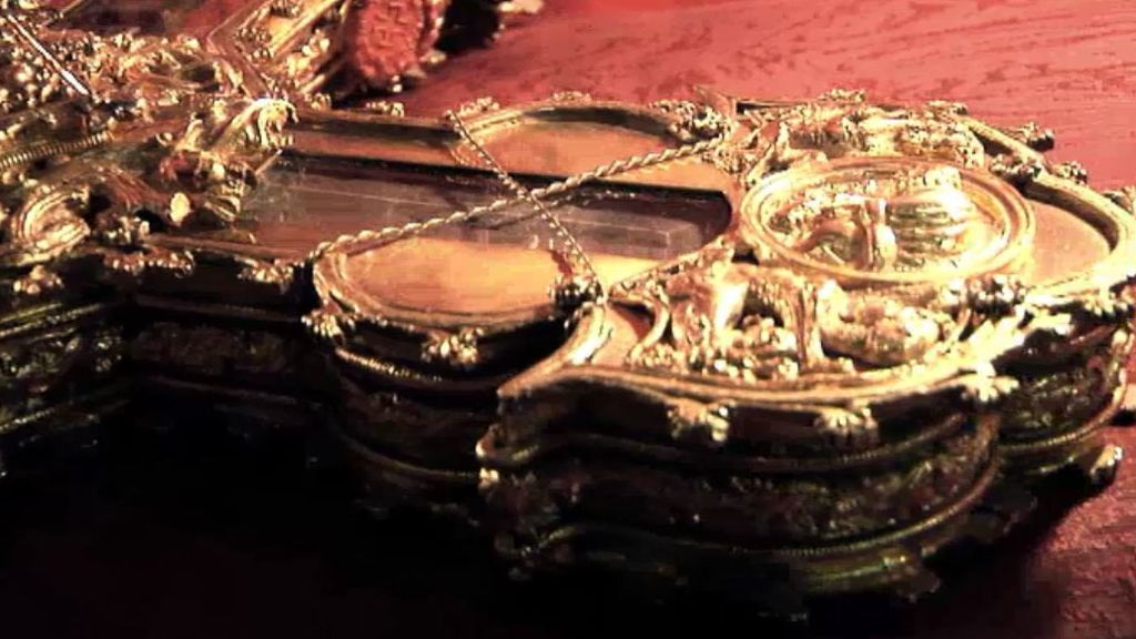 El tesoro de Santo Toribio de Liébana