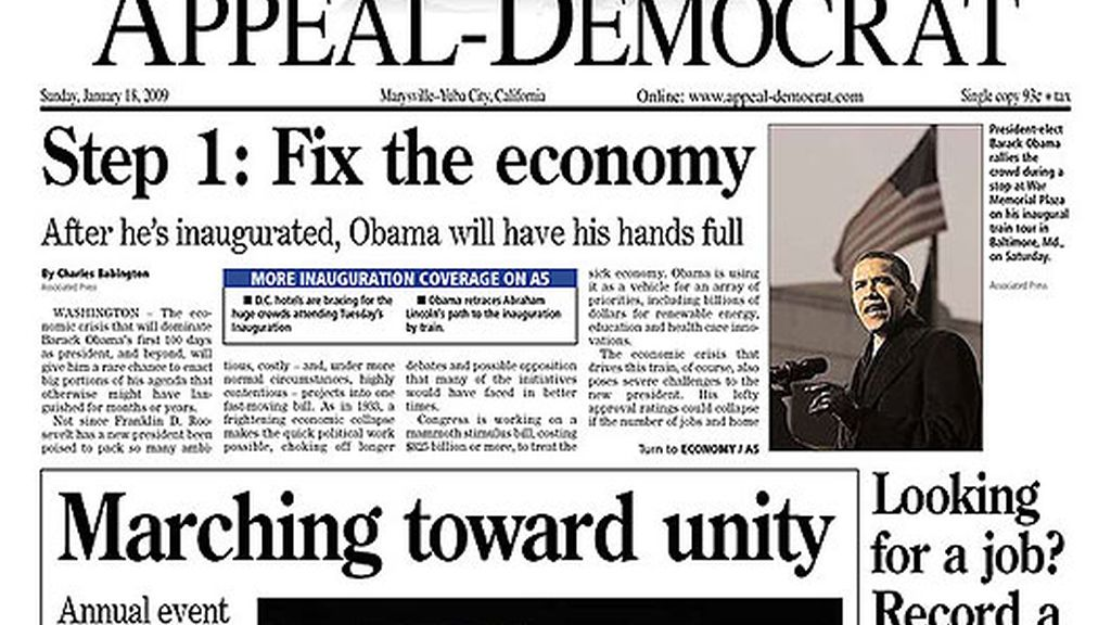 Appeal-Democrat