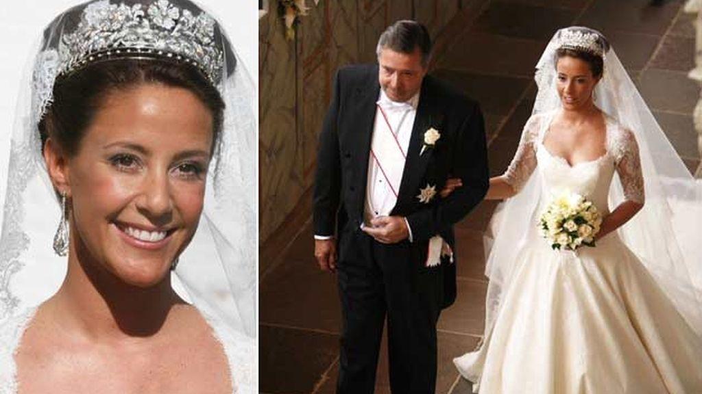 26-05-2008 Marie Cavalliere y el príncipe Joaquín de Dinamarca/ Dinamarca