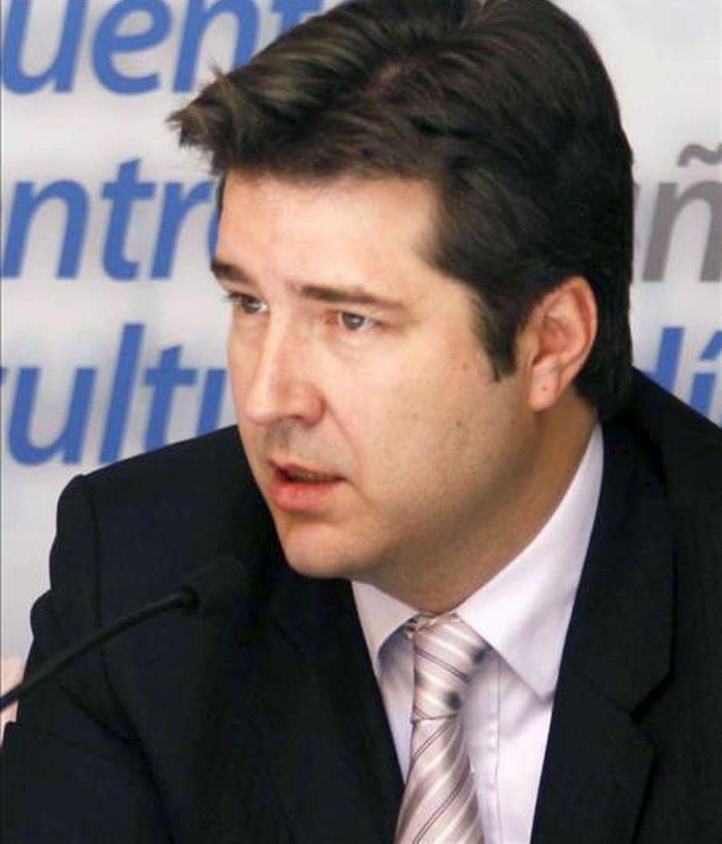Diego de Ojeda, director general de la Casa Sefarad. EFE/Archivo