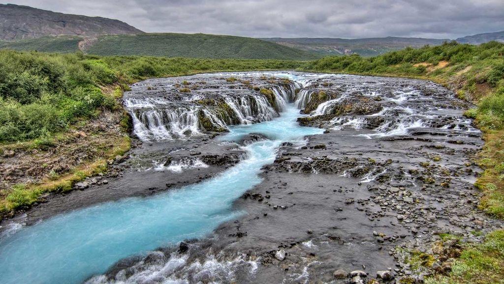 Impresionantes cascadas