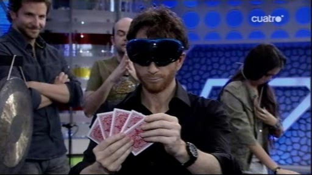 Bradley Cooper tiene telepatía con Pablo