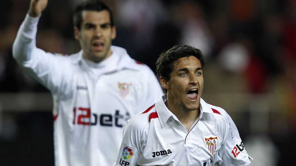 El Sevilla no pasa de octavos