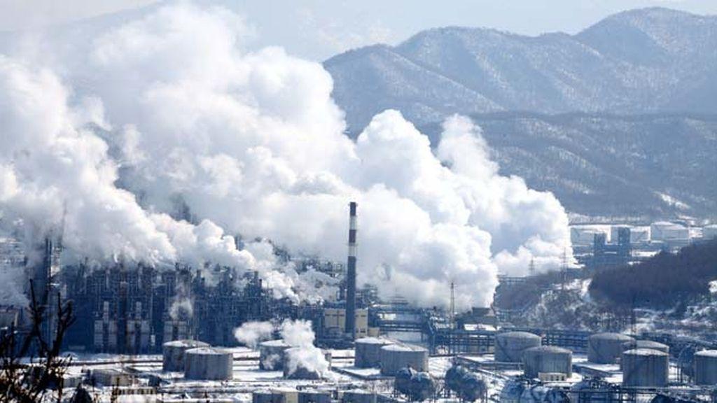 China planea reformar las viejas industrias por la gran contaminación